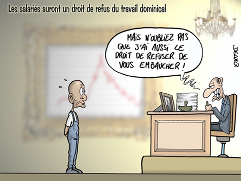 dimanche-21 Sarkozy et le travail du dimanche... Une obsession ?