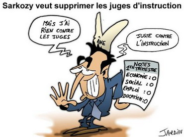 juge-2 Fin du juge dinstruction