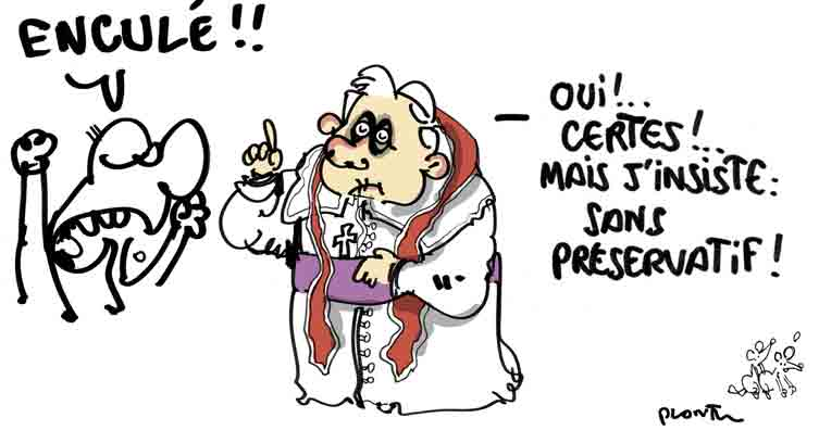pape Peut-on excommunier un pape ?